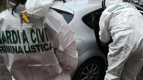La Guardia Civil detiene a dos personas como supuestos autores de un delito de homicidio en grado de tentativa ocurrido en Villarrín de Campos