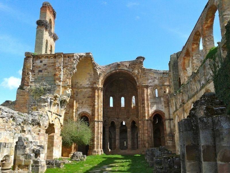 Descubierta una iglesia que podría ser el origen del monasterio de Granja de Moreruela