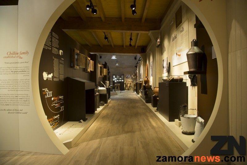 El Museo del Queso Chillón celebra su primer aniversario, más de 44.000 visitantes han pasado por sus instalaciones