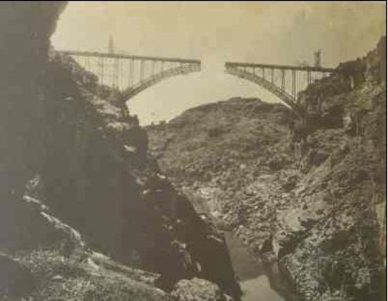 100 años del puente que une Sayago y Aliste - Zamora News, tu ...
