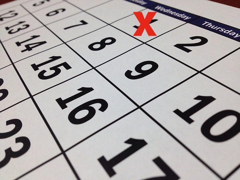 A partir del 1 de junio la suspensión de plazos administrativos ...