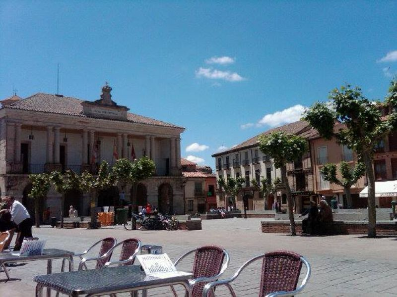 Plaza Mayor de Toro.