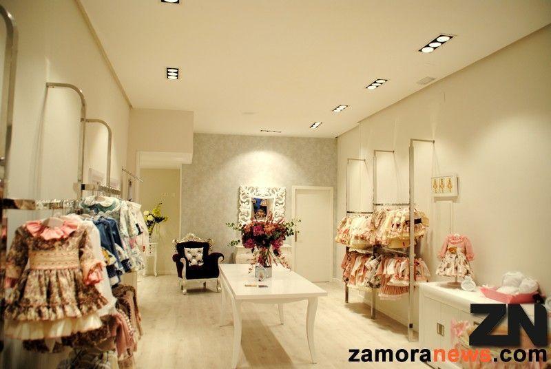 Carla Rubio boutique infantil