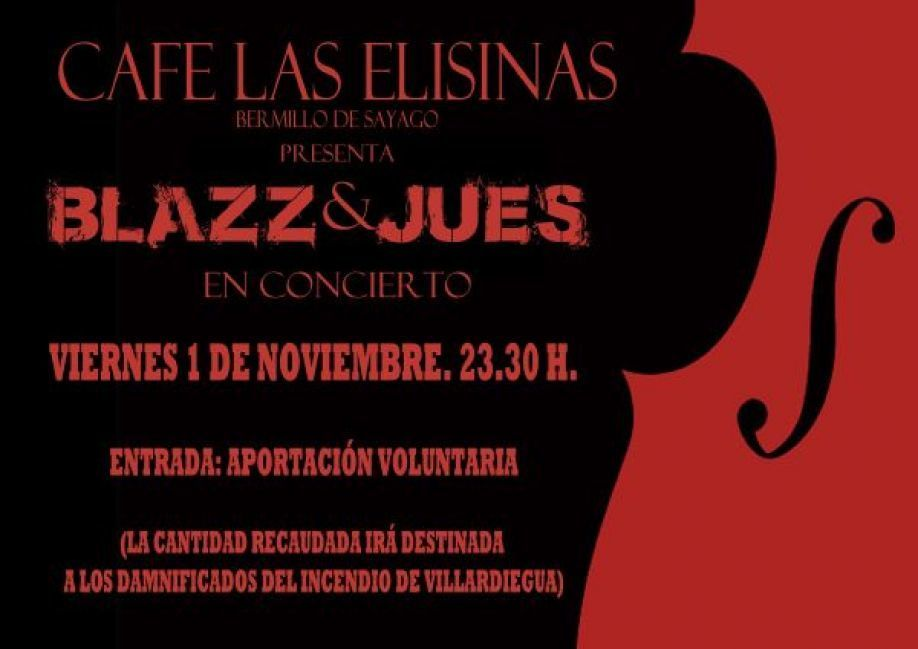 Cartel de Blazz and Jues