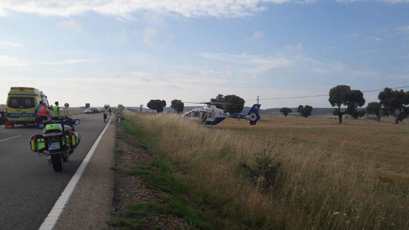Muere Un Conductor En Un Accidente En Pozuelo De Tábara Zamora News Tu Periódico Digital En Zamora