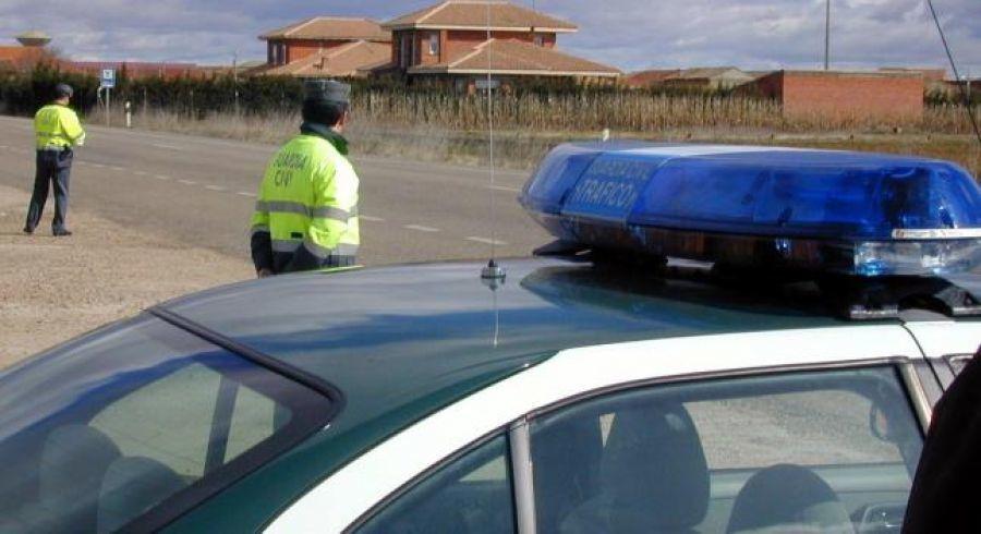 Agentes de la Guardia Civil de Tráfico.