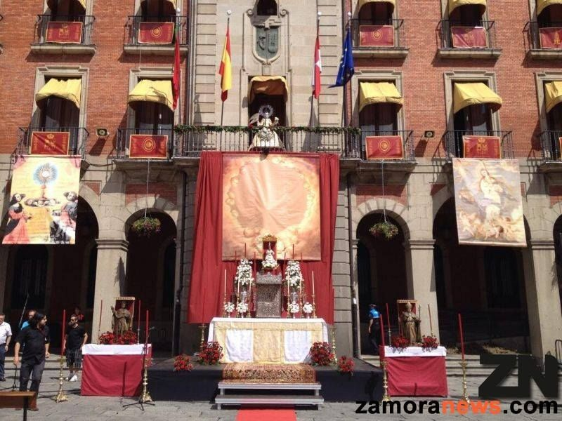 El Altar de la Plaza Mayor