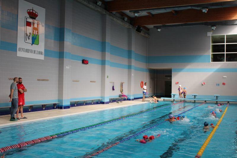 Comienza el Plan de Natación Escolar para el curso 2019-20, con la participación de una docena de centros educativos - Zamora News