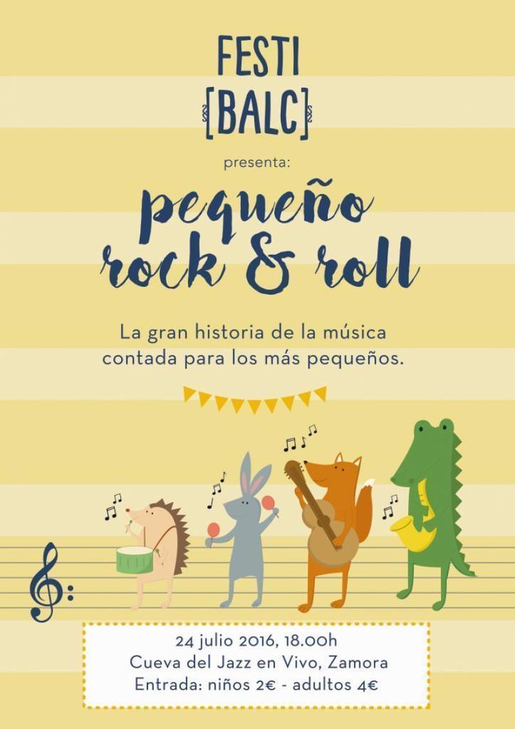 Rock roll para todos los p blicos zamora news tu for Para todos los publicos