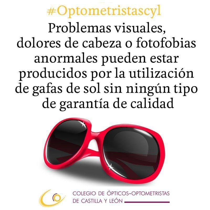Los Zamoranos Peligrosidad Usar Gafas Ópticos Advierten De La Sin 8n0wOPk