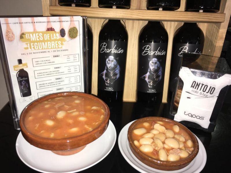 Hoy se agradecen unos Habones con Matanza o unas Lentejas con Mousse de Foie, del Antojo por supuesto en su mes de las legumbres - Zamora News
