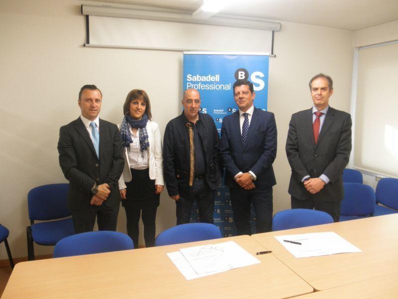 Acuerdo entre el banco sabadell y el colegio de enfermer a for Acuerdo clausula suelo banco sabadell