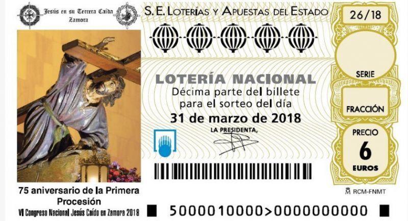 Jesus loterias