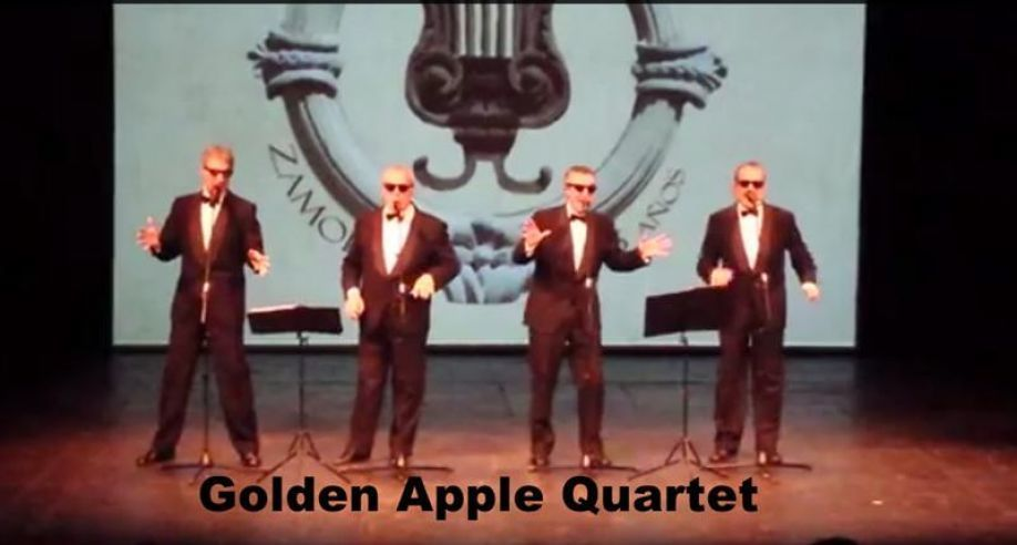 Golden Apple Quartet en el Principal