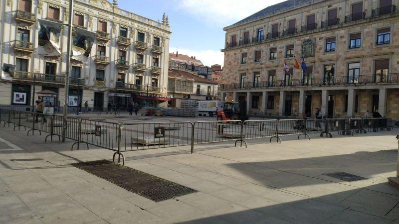 """Comienzan los preparativos de la exposición """"El Museo del Prado en las calles"""" - Zamora News, tu Periódico Digital en Zamora - Zamora News"""