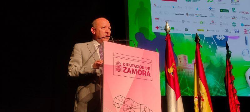El I Congreso Internacional Silver Economy congrega a cerca de 700 personas en el Ramos Carrión