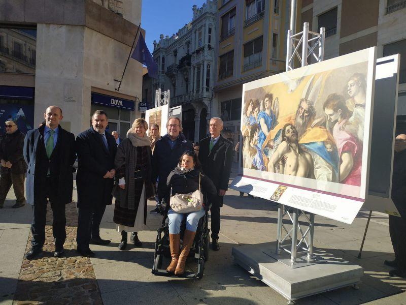Se inaugura la exposición 'El Prado en las calles' para celebrar su bicentenario - Zamora News